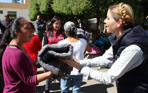 Las familias oaxaqueñas son nuestra prioridad, no están solas: IMM