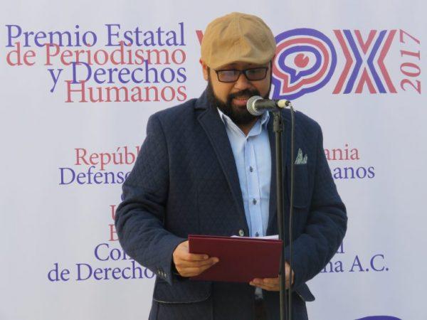 """Galardonan a Tuxtepecano con """"Premio Estatal de Periodismo y Derechos Humanos"""""""