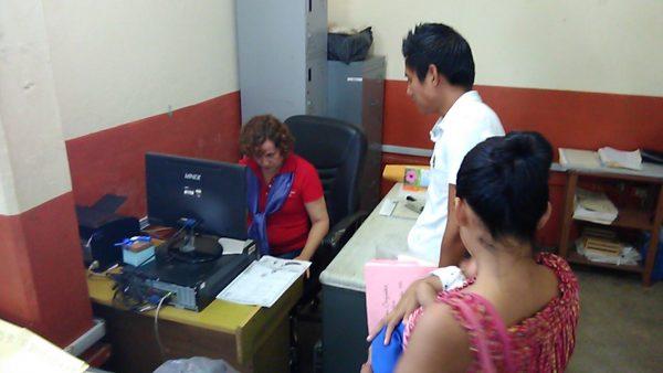 Registran a primer niño con apellidos maternos de sus padres en Tuxtepec