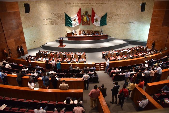 Con productividad Legislativa cumplen Diputados a Oaxaca