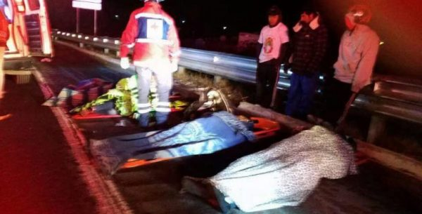 Aumenta a 10 muertos accidente de peregrinos en la México-Puebla