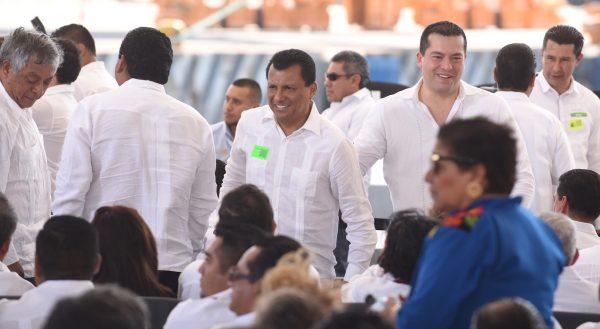 La declaración de la ZEE impulsará la economía y el desarrollo de las familias oaxaqueñas: Dip. Samuel Gurrión