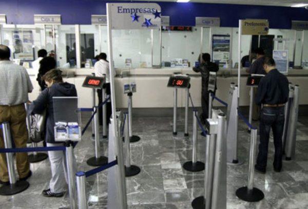 Bancos no abrirán el lunes 1 de enero