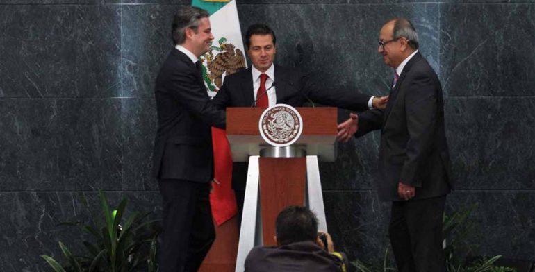 Peña acepta renuncia de Nuño a SEP y llega Otto Granados