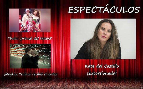 Las tres de los #Espectáculos