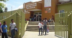 Fundación AMO, continúan tequio en el Hospital