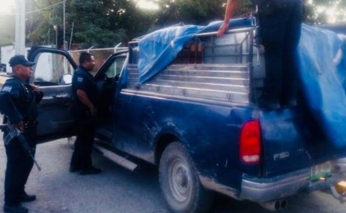 Enfrentamiento entre presuntos huachicoleros y policías dejan seis muertos