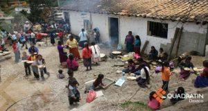 Disminuye hasta los 3 grados la temperatura en la Mixteca de Oaxaca