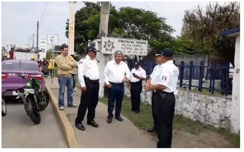 En Tuxtepec, da inicio el Operativo Guadalupe-Reyes