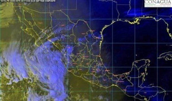 Se aproxima un nuevo frente frío al noroeste de México