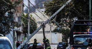 Fuertes vientos en el Istmo originan muerte de un menor de edad