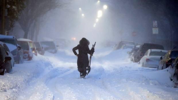 Aeroméxico e Interjet cancelan vuelos por ciclón invernal