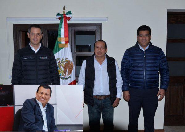 Sube Silvino Reyes a la diputación federal; Gurrión deja el PRI