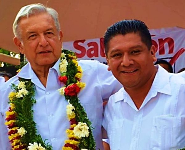 Trasciende que Gabino Vicente se registrará como precandidato a presidente de Tuxtepec por MORENA