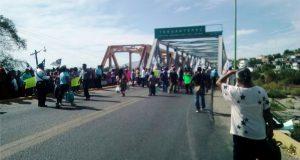 4 bloqueos reportan autoridades en el Istmo