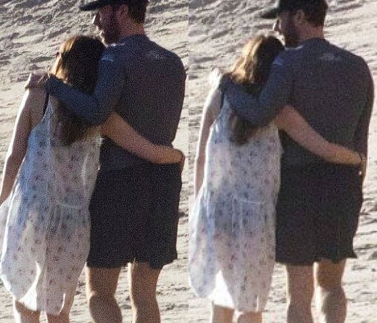 Las fotos que confirman la relación de Dakota Johnson y Chris Martín