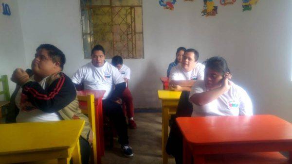 Busca Fundación Down, que niños sean autosuficientes