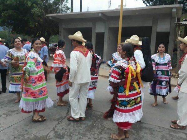 Con calenda inicia la Fiesta anual de San Sebastián en Jalapa de Diaz