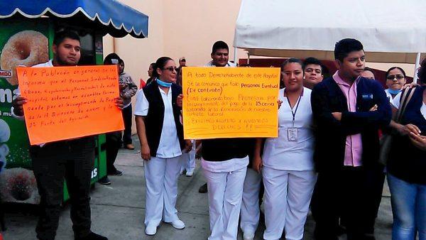 #ASILASCOSAS. ¿Por que están en paro los hospitales?
