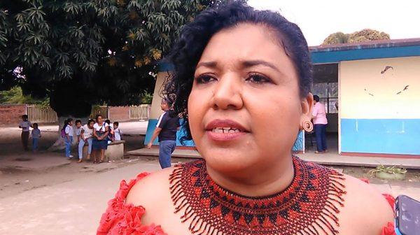 Bety Rivadeneira deja entrever que candidatura a diputación local será para hombre