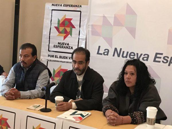 Bejarano anuncia más renuncias de perredistas para apoyar a AMLO