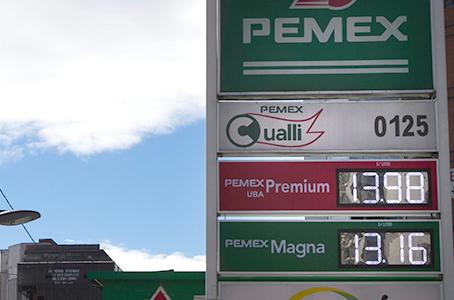 Gasolineras tienen plazo hasta febrero para poner a la vista precios del combustible