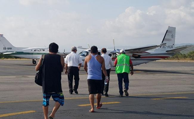 Localizan embarcación con 3 pescadores desaparecidos en Oaxaca