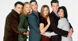 La foto de 'Friends' que arrasa en Instagram
