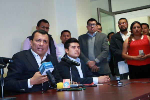 Congruente con mis dichos y acciones hoy renuncio al PRI, pido respeto a mi decisión: Samuel Gurrión Matías