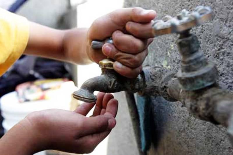 Sin agua más de 10 colonias en Tuxtepec
