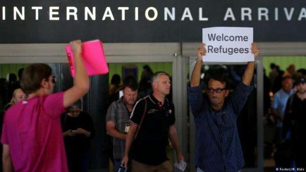 Washington levanta veto a ingreso de refugiados de 11 países