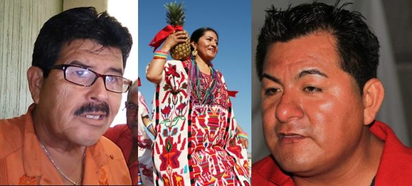 Pese a controversias, huipil de Valle Nacional es fundamental en la delegación de Flor de Piña