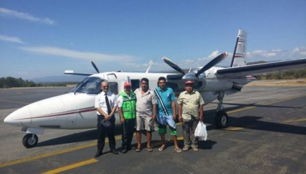 Continúa búsqueda de pescadores desaparecidos en Tehuantepec: CEPCO