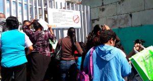 Sigue paro de trabajadores de Salud en Oaxaca