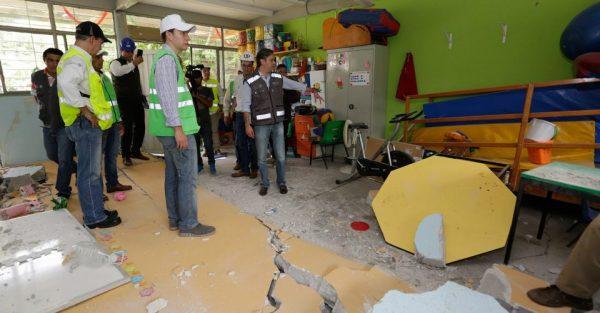 En junio culminará reconstrucción de escuelas en el Istmo: Sinfra