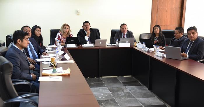 Inician entrevistas a aspirantes al Comité de Participación Ciudadana del Sistema Estatal de Combate a la Corrupción