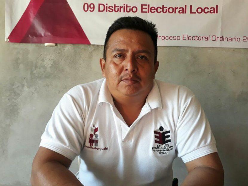 Si el Presidente busca reelegirse, debió renunciar a su partido a finales de diciembre: IEEPCO Valle
