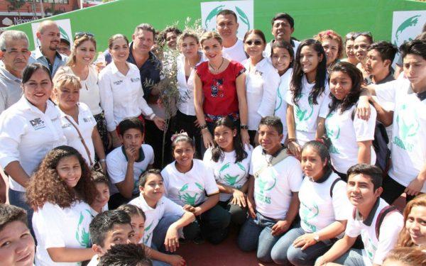 DIF Oaxaca y Fundación Scholas Ocurrentes México unen lazos a favor de niños y jóvenes afectados por los sismos de septiembre