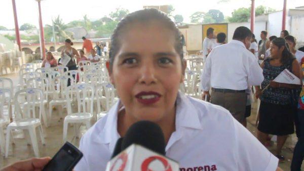 En la coalición Juntos haremos historia no habrá imposiciones: Laura Estrada
