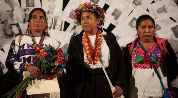 'Marichuy' llama a la articulación de las comunidades