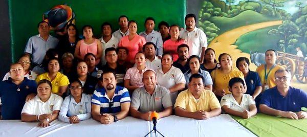 Respalda Sindicato de Salud a trabajadores de contrato en #Tuxtepec