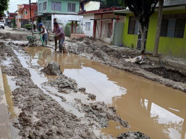 Requieren alrededor de 40 mdp para cambiar tuberías de puntos críticos de Tuxtepec