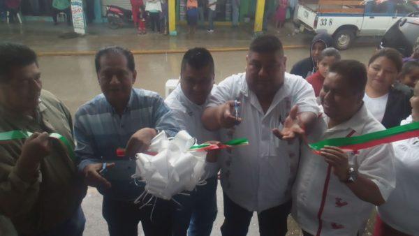 Alistan nuevo proyecto para beneficio de Ojitlán