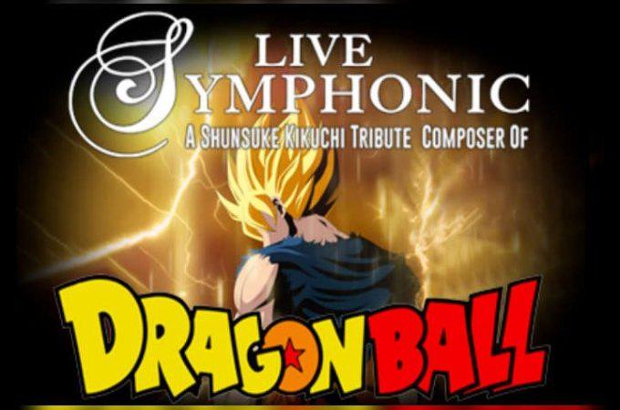 Dragon Ball tendrá concierto sinfónico en México