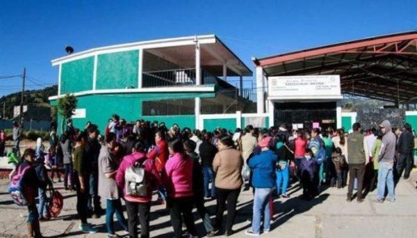 Da SEP 2 mmdp para rehabilitar escuelas en 16 estados entre ellos Oaxaca