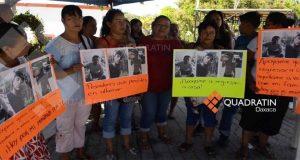 Piden familiares de pescadores extraviados continuar su búsqueda