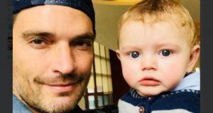 Julián Gil confirma ser el padre de Matías