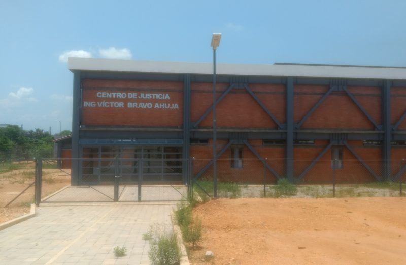 Centro de Justicia de Tuxtepec, podría funcionar en dos meses