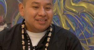 El rapero mixteco que defiende a los migrantes con sus rimas