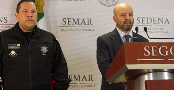 """Van 5 mil federales a ciudades """"clave"""" para reforzar seguridad: Renato Sales"""